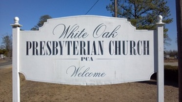 White Oak PCA - A reformed Presbyterian church for Goldsboro, Wilson, and Eastern NC